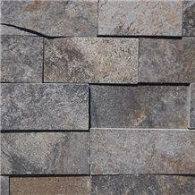 Cintilla Arqueologica Slate Wall Tiles, Grey Slate Walling Tiles