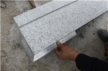 Sd G603 Light Grey Granite Cill Stone