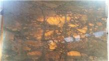 Yellow Semi Onyx Slabs After Light Transparent,Spider Sun,Onyx Tiles & Slab