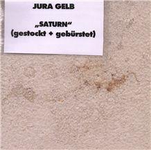 Jura Gelb Brushed