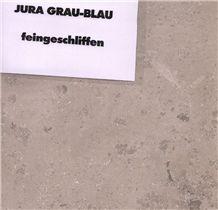 Jura Grau Blau Limestone Honed Tiles
