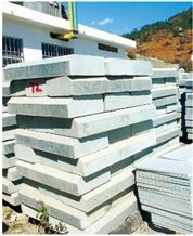 Granite Stone Edge/China/Gray Granite Limit Bianco Sardo White Roadside Stone, Green Granite, Blue Granite