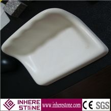 White Marble Soap Dish, Mnay Designs for Bathroom