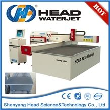 Cnc Stone Cutting Water Jet Basalt Cutting Machine