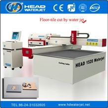 Mass Production Water Jet Cut Cnc Ceramic Tile Cutter