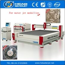 Simple Best Water Jet Medallion Cutting Machine