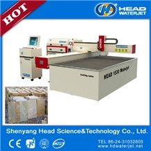 Stone Cuttting Type Water Jet Cutting Slate Tiles Cutting Machine