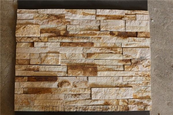 Natural Slate Wall Panel, Hebei Rust Slate Stone Veneer, Wall ...