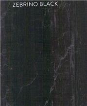 Zebrino Black Marble