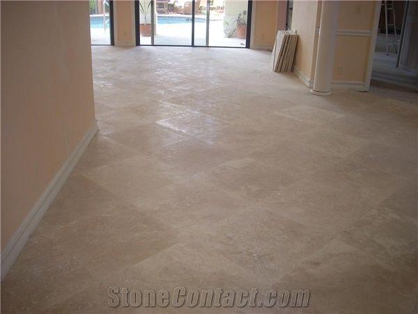 Classic Travertine Tiles Filled 600x600x12mm Beige Travertine Floor Tiles Wall Tiles Australia Stonecontact Com