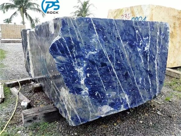 Blue Marble Block Marble Stone Natural Stone Building