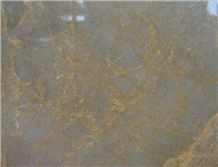 Gold Net Marble Slabs & Tile China Yellow Marble