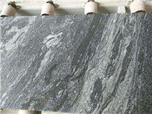 Ink Painting Granite Stone Slabs & Tiles, China Black Granite