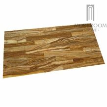 Italy Wood Marble Mosaic Yellow Marble