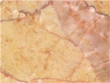 Yellow Valencia Marble Slabs & Tiles
