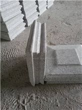 G603 Light Grey Granite Pier Caps & Quoin to European Market