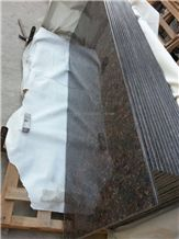High Quality & Competitive Price, Imported Granite, Tan Brown/Tan Brown Blue/Brown Tan Outdoor Countertops & Kitchen Countertops