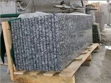 Spray White Granite Polished Slabs & Tiles/G4418 Spray White Polished Granite/Chinese G4418 Granite Polished /Sea Weave Granite Polished for Kitchen Countertops and Vanity Tops