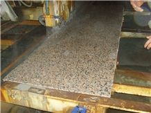 Xili Red Granite Slabs & Tiles /G498/Madame Pink/Sai Lai Pink Granite Tiles & Slabs