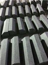 G684 Black Basalt Kerbstones on Sale, Road Stone, Side Stone