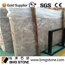 High Grade Natural Pascal Grey Marble Floor Tiles for Hotel
