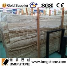 Jade Travertine Slab Polished, Travertine Tiles,Travertine Stone