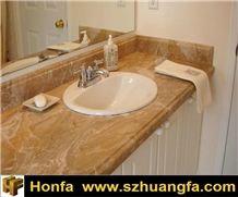 Marble Vanitytop Bathroom Countertop