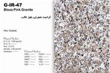 Blooz Pink Granite Tiles & Slabs, Pink Polished Granite Floor Tiles, Walling Tiles