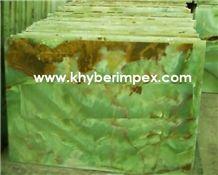 Afghan Green Onyx Tiles