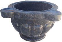 Afyon Black Marble Basin - Afhk-23