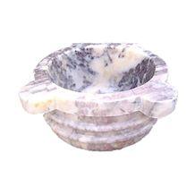 Afyon Violet Marble Hammam Basin - Afhk-29