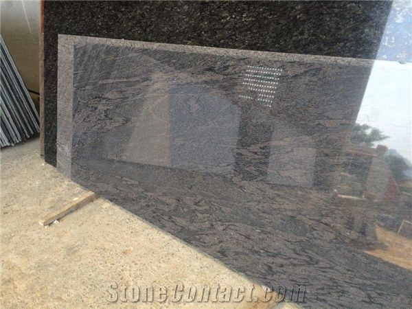 Sk Blue Granite Tiles Slabs, Blue Polished Granite Floor Tiles