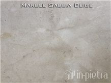 Sabbia Beige Marble Tiles & Slabs, Beige Polished Marble Floor Tiles, Wall Tiles