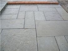 Doolin Stone - Sawn Pavement Slabs, Patterns