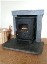 Liscannor Stone Firehearths & Fireplaces