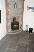Liscannor Stone Interriror Flooring