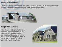 Lough Stone Masonry, Building Stone