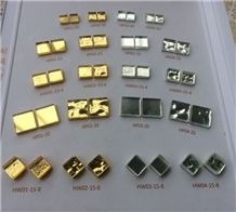 Gold Foil Mosaic Tiles / Gold Glass Mosaic
