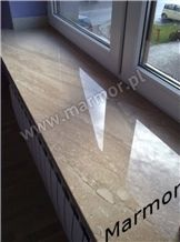 Breccia Sarda Marble Indoor Window Sills