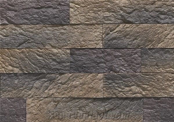 Artificial Indoor Fake Stone Wall High Quality Exterior