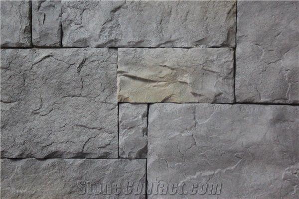 Castle Veneer Stone Manufactured Ledge Stone Concrete
