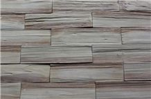 Cheap Cultured Stone Wood Vein Walling Tiles,China Faux Stone Wood Walling Tiles,China Fir/Cedar Wooden Tiles by Pumice and Portland Cement