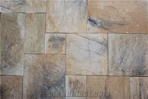 Cheap Manufactured Stone Wall Decor Material Faux Stone Veneer