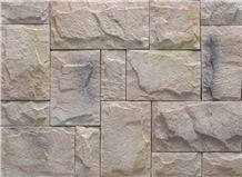 China Foshan Man Made Artificial Cultured Mushroom Stone,Manufactured Stone Mushroom Wall Cladding for Exterior Building Wall Decor,Decorative Fake Mushroom Stone for Pillars