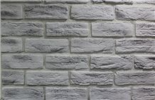 Foshan Artificial Cultured Stone Bricks Expert Building Stones,Competitive Price Fake Decor Wall Ledge Stone,Manufactured Stacked Stone Veneer Bricks for Sports Stores Wall Decoration