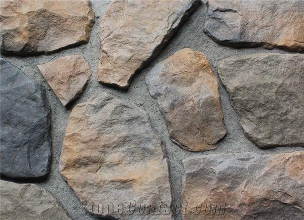 Fake Fieldstone Faux Stone Castle Rock