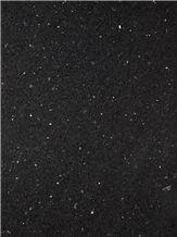 Silver Stargate Cosmos Granite Tiles & Slabs, Black Polished Granite Floor Tiles