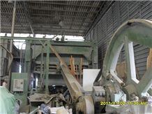 6564 Tlg Brand Barsanti Model Alcione 350 P.I. Secondhand Granite Gangsaw (2 Unit)