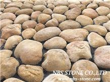 Granite Pebbles, Yellow Granite Pebble & Gravel
