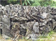 Landscaping Stone,Taihu Lake Stone,Natural Limestone Palisade